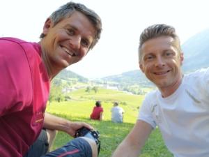 Richard Angerer & Mario Pramberger